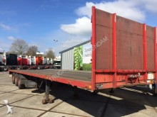 used Vogelzang flatbed semi-trailer