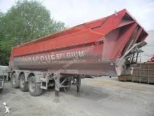 used Robuste Kaiser half-pipe semi-trailer