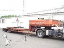 Goldhofer STPA / T2-22/80A Bettlänge 8.250 plus 4.100mm semi-trailer