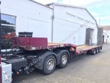 Goldhofer STZ L 3-36 Telesattel 3,20 m, 3-A hydr. gel. semi-trailer