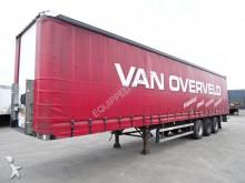 used Groenewegen tautliner semi-trailer