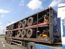 used SDC flatbed semi-trailer