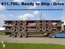 SDC 5x Platform / ROR / Stacked / Drum Brakes semi-trailer