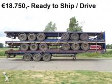 SDC 5x Platform / BPW / Stacked / Drum Brakes semi-trailer