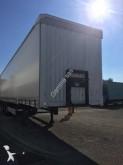 new Kässbohrer dropside flatbed tarp semi-trailer