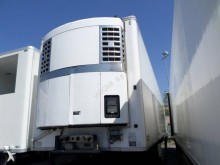 used double deck refrigerated semi-trailer