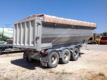 used Voltrailer tipper semi-trailer