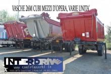 used Minerva half-pipe semi-trailer