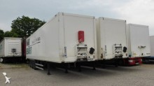 used Krone plywood box semi-trailer