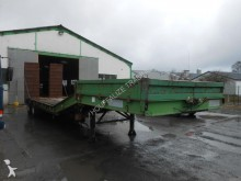 Castera low loader with ramps semi-trailer