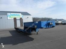 used Kaiser heavy equipment transport semi-trailer
