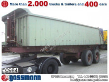 used Langendorf tipper semi-trailer