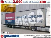 used Hoffmann tarp semi-trailer