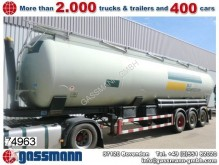 used Feldbinder powder tanker semi-trailer