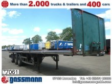used Ackermann heavy equipment transport semi-trailer