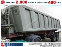 Kögel SKML 18, Alu Kastenmulde ca. 19m³ semi-trailer