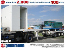 new Langendorf heavy equipment transport semi-trailer