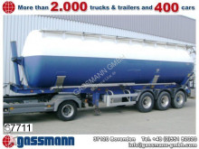 used powder tanker semi-trailer