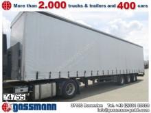 used Sommer tarp semi-trailer