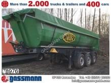 Meiller Meiller MHPS 12/27 ca. 24m³ Stahlmulde UNFALL ! semi-trailer