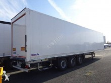 new Schmitz Cargobull box semi-trailer