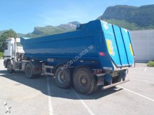 used Kaiser half-pipe semi-trailer