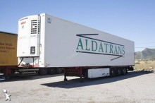 used Cafrime refrigerated semi-trailer