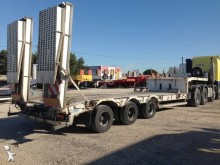 Asca 54 TONNES - TABLE ELEVATRICE semi-trailer
