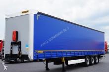 Wielton FIRANKA / COIL MULDA / OŚ PODNOSZONA / XL semi-trailer