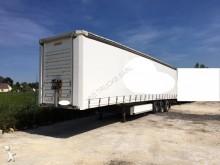 used Metaco tautliner semi-trailer