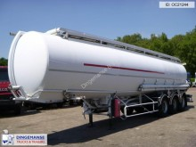 Trailor Fuel tank alu 40 m3 / 11 comp semi-trailer