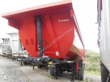used Leciñena half-pipe semi-trailer