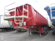 used Trailor half-pipe semi-trailer