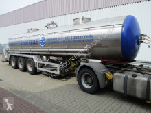 used Feldbinder tanker semi-trailer