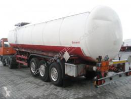used Schmitz Cargobull tanker semi-trailer