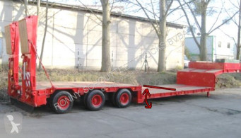 Goldhofer STZ semi-trailer