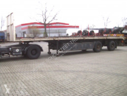 used Hendricks flatbed semi-trailer