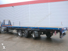 used Schmidt flatbed semi-trailer