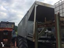 Legras à moteur autonome semi-trailer