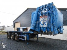 Trax Coil transport semi-trailer semi-trailer
