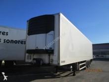 used Samro mono temperature refrigerated semi-trailer