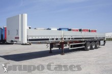 used Lecitrailer dropside flatbed semi-trailer