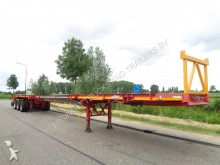 Capperi 3-Axle PLatform /6M Extendable / 3x Steering semi-trailer