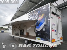 Contar SD0606LD Racetrailer mit Hardholz-Bodem semi-trailer