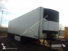 used Samro insulated semi-trailer