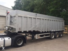 used LAG tipper semi-trailer