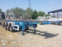 used Zorzi container semi-trailer