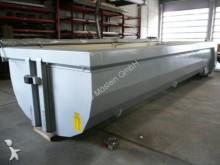 Renders neue Rund Stahl Muldenaufbau für Möslein Kippa semi-trailer