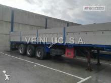 Montenegro SP3S 3 essieux semi-trailer