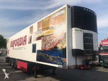 Van Hool 3AS KOELER+HANGWERK CARRIER semi-trailer